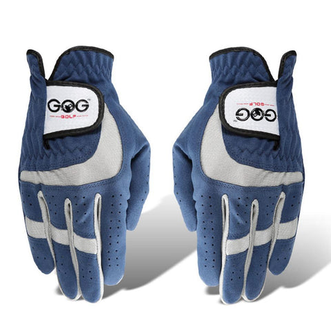 Breathable Soft Fabric Microfiber Sports Glove Left Right Hand