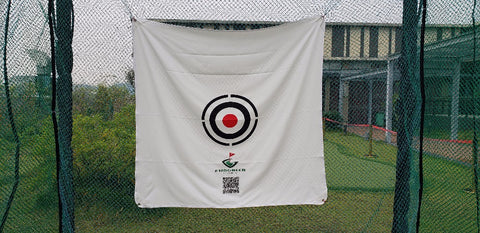 1.5x1.5M Golf Hitting Target Cloth For Golf Practice