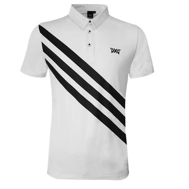 4 Colors Leisure Golf Shirt