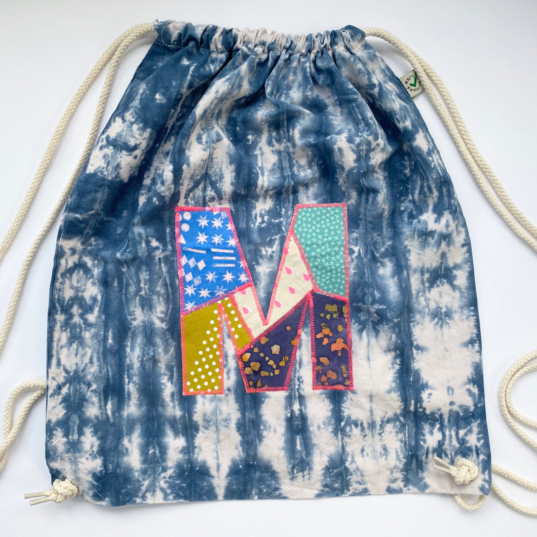 Personalised One of a kind Bespoke Drawstring Shoe Bag - Customised to your requirements