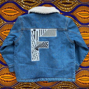 Child Upcycle Your Own Jacket Service