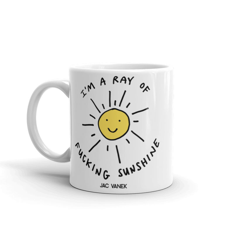 I'M A RAY COFFEE MUG
