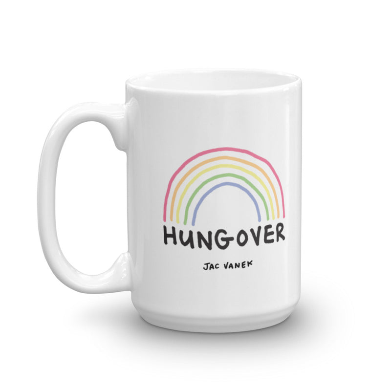 HUNGOVER COFFEE MUG