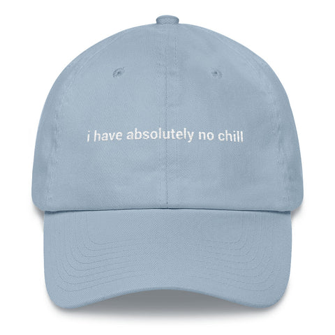 ASK ME IF I CARE HAT