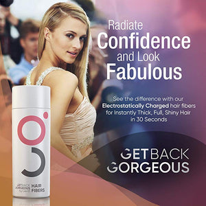 Get Back Gorgeous Womens Hair Fibers