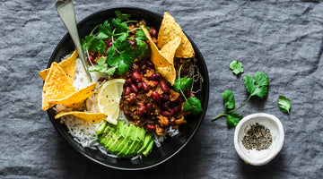 Calorie Friendly Burrito Bowl
