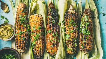 Chargrill Corn