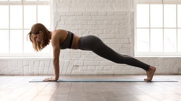 10-Minute At-Home Ab Workout using Only Bodyweight