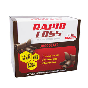 Chocolate – 14 x 41g sachets
