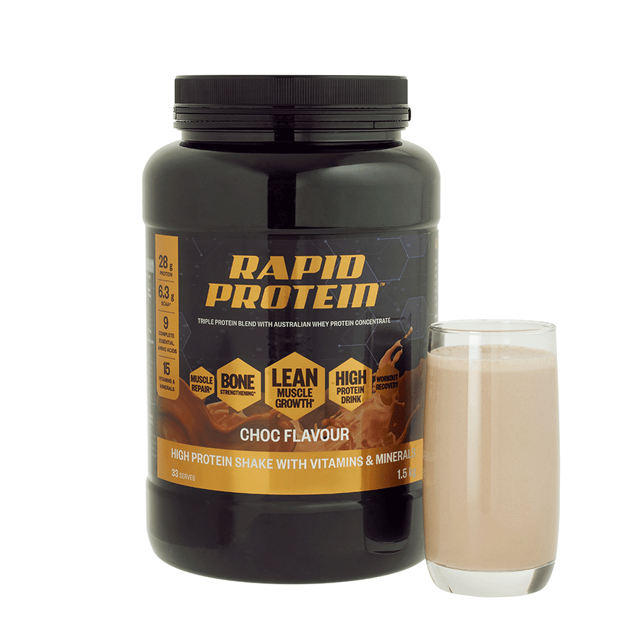 Rapid Protein Chocolate 1.5kg