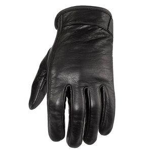 Viking Cycle Standard Motorcycle Leather Gloves for Women