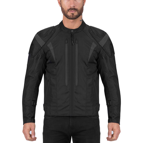 Viking Cycle Odin Textile Motorcycle Jacket for Men