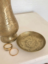 Load image into Gallery viewer, Engraved Brass Vanity Set