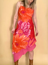 Load image into Gallery viewer, Y2k Floral Dress