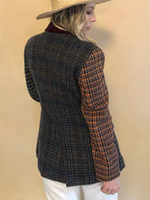 Load image into Gallery viewer, Multi Plaid Blazer