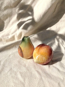 Italian Alabaster Fruit