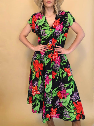 Miss Dorby Hawaiian Dress