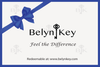 BELYN KEY GIFT CARD