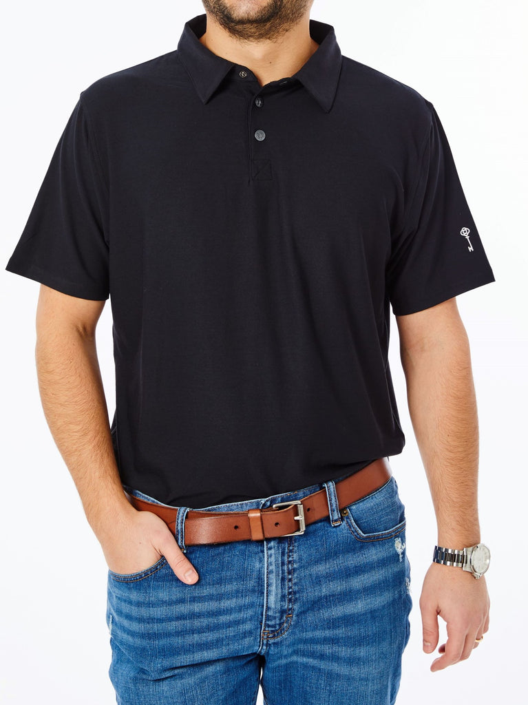 Mens Keystone Polo