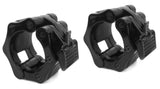 ProsourceFit Olympic Barbell Clamp Collars