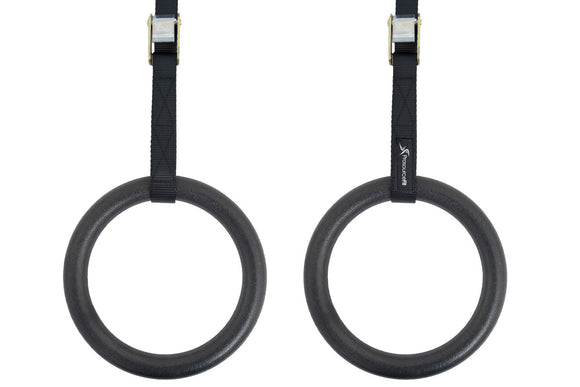 ProsourceFit Fitness Gymnastic Rings