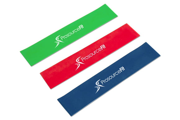 ProsourceFit Loop Resistance Bands Set