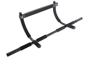 "ProsourceFit Multi-Grip Lite Pull Up/Chin Up Bar for Home Gyms 24""-32"""