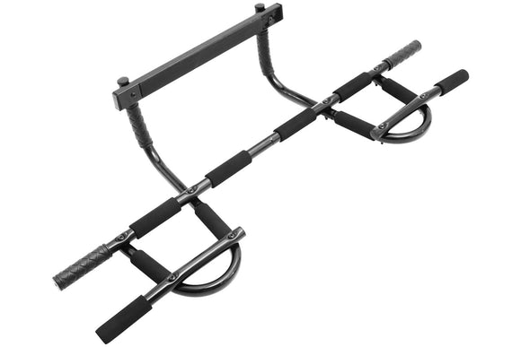ProsourceFit Heavy Duty Easy Gym Doorway Chin-up Pull-Up Bar
