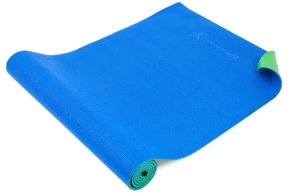 ProsourceFit Multi-Color Original Yoga Mat 1/4 inch