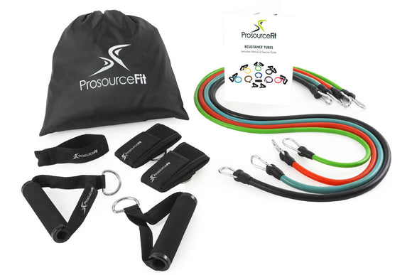ProsourceFit Stackable Resistance Bands Set