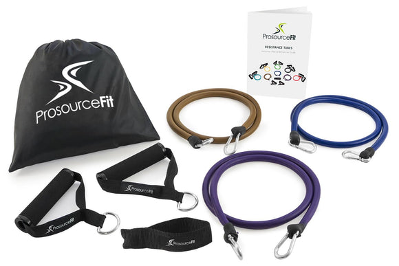 ProsourceFit Xtreme Resistance Bands Set
