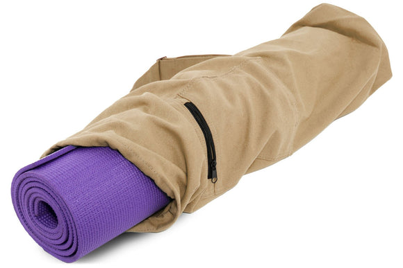 YOGA MAT BAG WITH SIDE POCKET 5 Colors