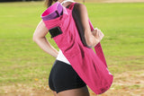 ProsourceFit Yoga Mat Bag With Side Pocket