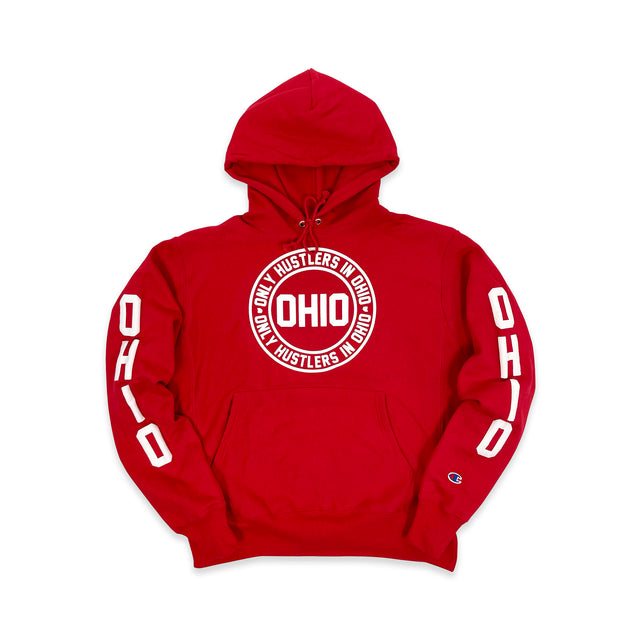 ONLY HUSTLERS IN OHIO HOODIE
