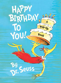 Dr Seuss Happy Birthday To You