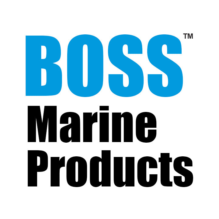 Boss Marine Products Logo Design