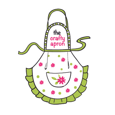 The Crafty Apron Logo Design