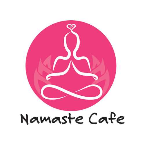 Namaste Cafe Logo Design
