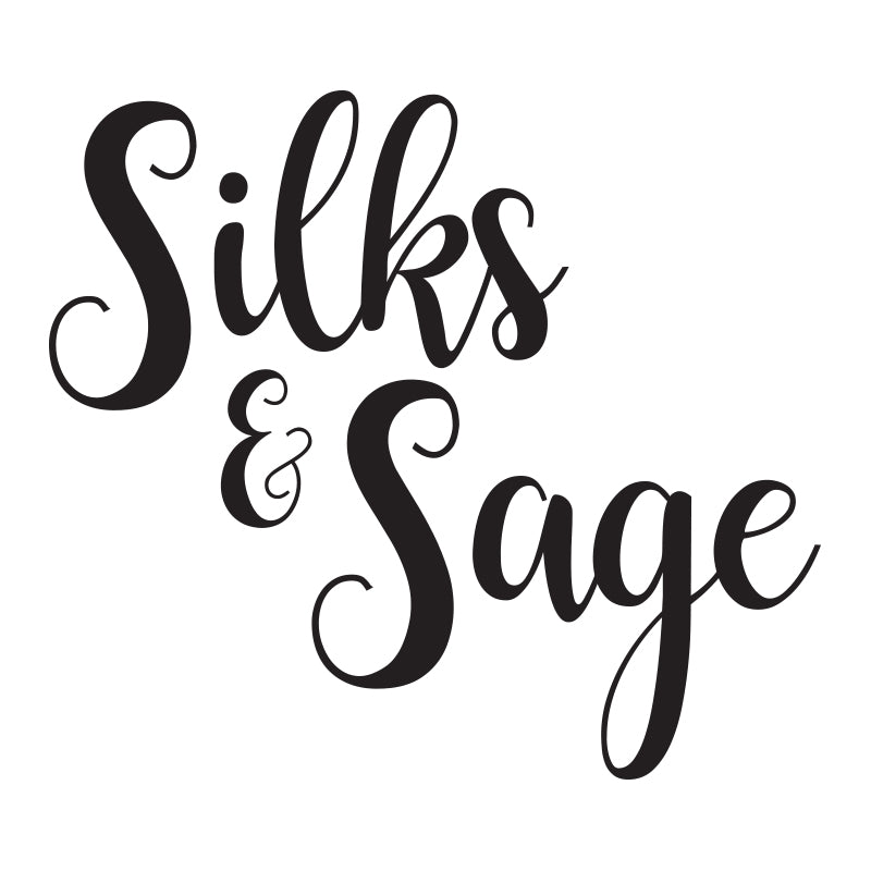 Silks and Sage Logo Design