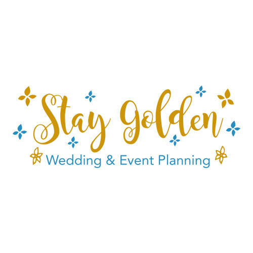 Stay Golden Logo Design