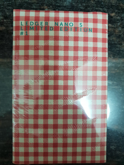 Ledger Nano S Pizza Edition