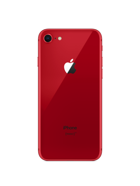 Apple iPhone 8 64GB RED & All Colors! GSM & CDMA UNLOCKED!! BRAND NEW! Warranty!