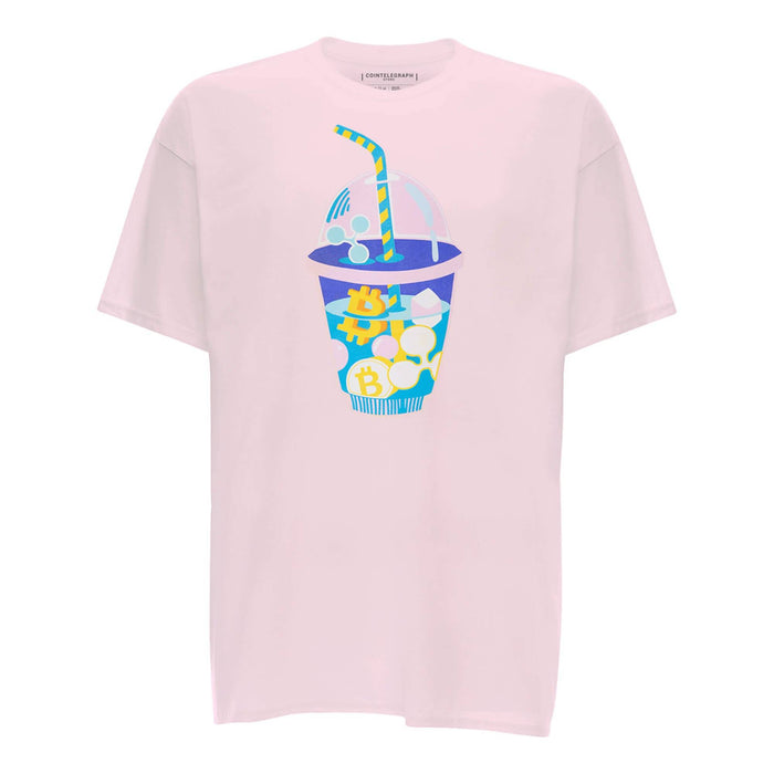 Unisex Crypto Cocktail T-shirt