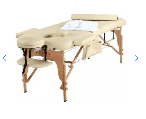 aa7029724 Sierra Comfort All Inclusive Portable Massage Table
