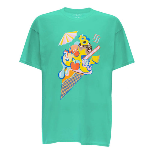 Unisex Crypto Ice Cream T-shirt