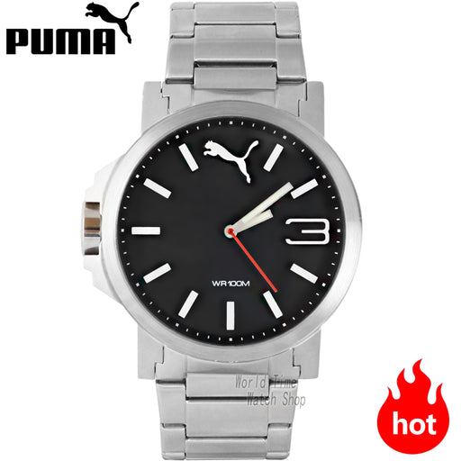 PUMA watch unlimited series of quartz