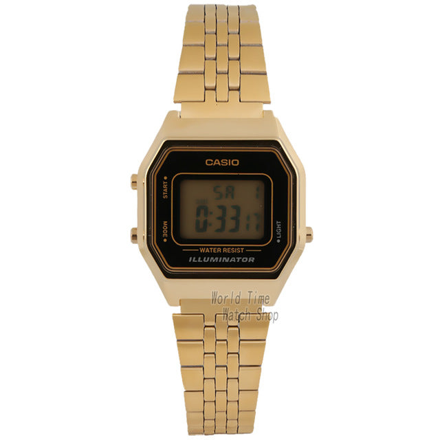 Casio watch Women's Gold Tone