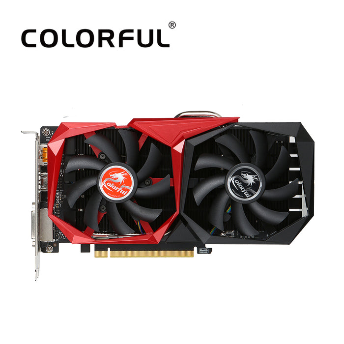 Colorful Nvidia Geforce GTX1050 NB Graphics Video Card