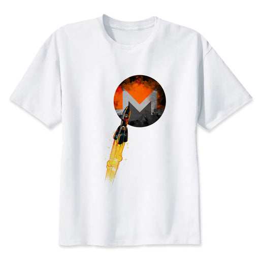Monero Moon T shirt