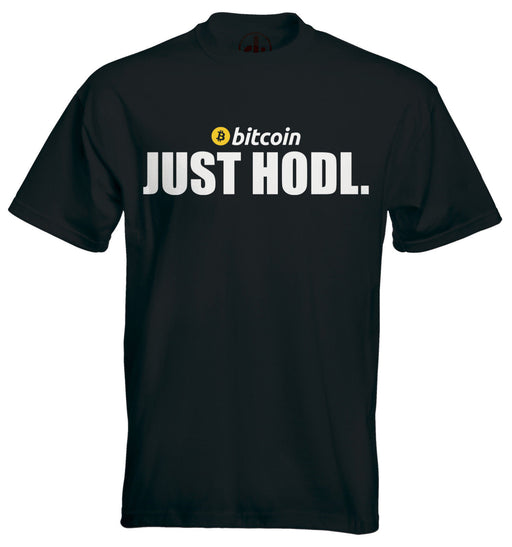 Bitcoin Just Hodl T-shirt